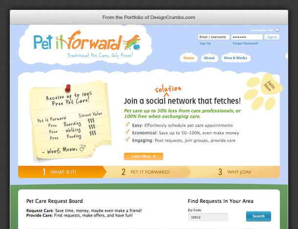 Pet It Forward